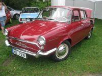 Škoda 990 - prototype 1960
