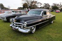 """Cadillac """"Series 62""""  -  1952"""