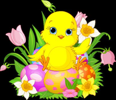 Easter-Chick