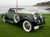 Cadillac 452 V16 Rollston Convertible Coupe