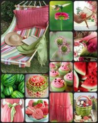 Sweet watermelon