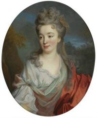Portrait of a lady 18th Century