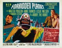 Forbidden Planet ~ 1956