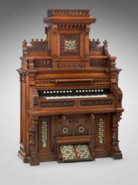Reed organ, 1878.
