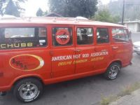 Going to the Sun Rally, 2021  Rest stop at Kooskia, Idaho