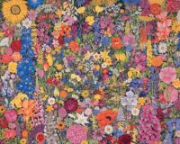 Flower Cycle by Rosalind Wise