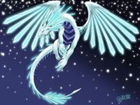 White Crystal Dragon
