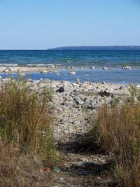 Mackinaw Mill Creek Campground, Mackinaw City, Michigan