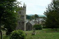 Church at Lanhydrock House, Cornwall