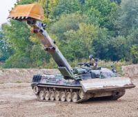 Tank Pionierpanzer 2 DACHS