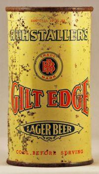 Ruhstaller's Gilt Edge - Lilek #336
