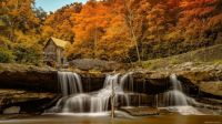 Babcock State Park, West Virginia  5349