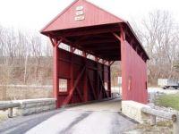 Queen Post Day Bridge PA