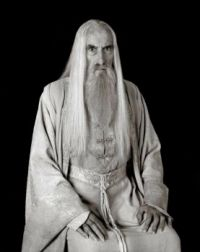 Pretty Men in Decadent Clothing 8: Christopher Lee