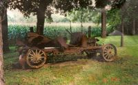 Grandpa & Grandma's Vehicle