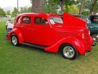 1935 Ford 4 Door Sedan