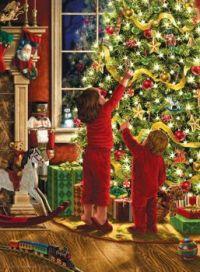 Christmas Art by Liz Goodrick-Dillon
