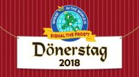 Donnerstag 2018