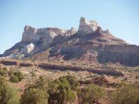Temple Mountain Utah