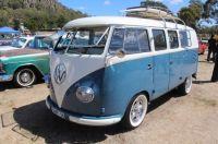 Volkswagen Type 2 Microbus - 1956