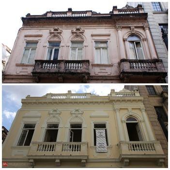 Restoration - Old City Center - Sao Paulo