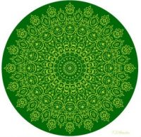 green mandala (small)