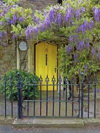 The Old School House Door