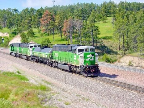 Friends of the Burlington Northern Railroad
