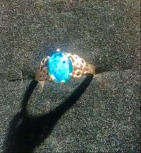 My Opal ring