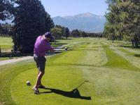 Colorado Springs CC - 2nd hole