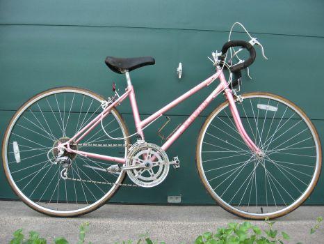 Pink Schwinn