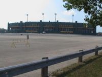 old packers home