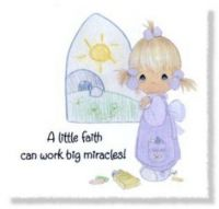 A little faith can work great miracles