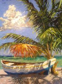 Peter Vey Tropical Art