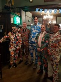 Ready for the darts.