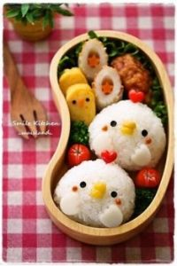 Kawaii Bento Box Lunch #2