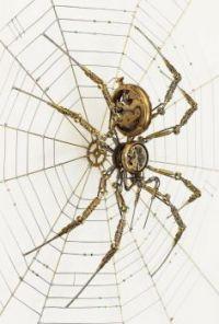 """""""Clockwork Spider"""" by Peter Szucsy"""
