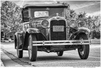 Model A in Town