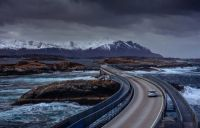 Atlantic Ocean Rd Norway