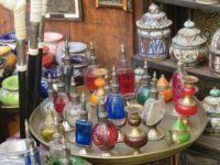 Morocco - Jewelry Bottles