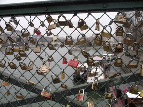Padlocks (Paris)