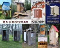 Outhouse Collage