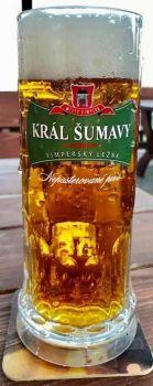 Král Šumavy - pivo z Vimperka