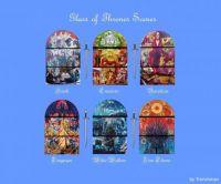 Glass of Thrones Scenes