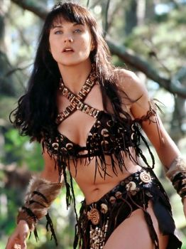 Xena Warrior Princess 4