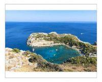 Island of Rhodes,  Greece - Anthony Quinn