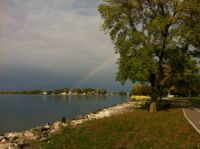 Rainbow over North Tonawanda
