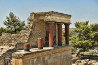 Palace of Knossos-Crete