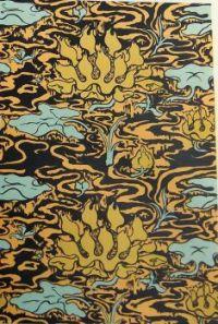Paul Ranson fabric design 1899