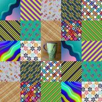 Diagonal Twisters 390a
